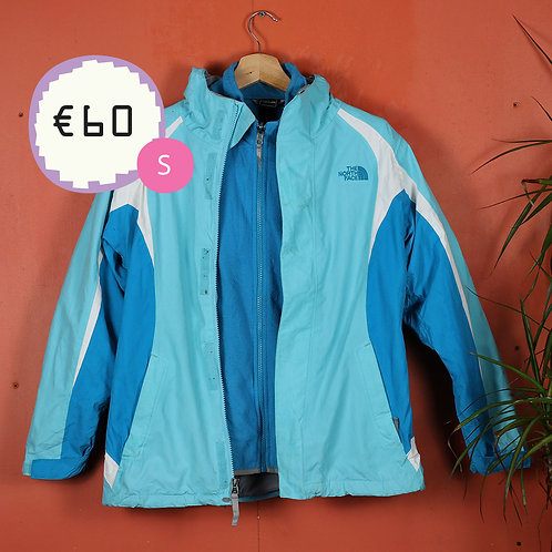 North Face Combo (Jacket and Fleece)
