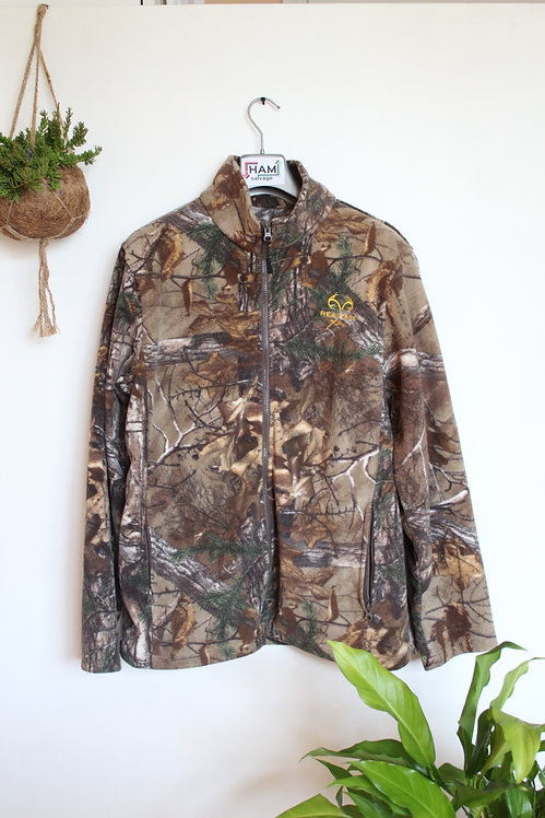 Cammo Fleece