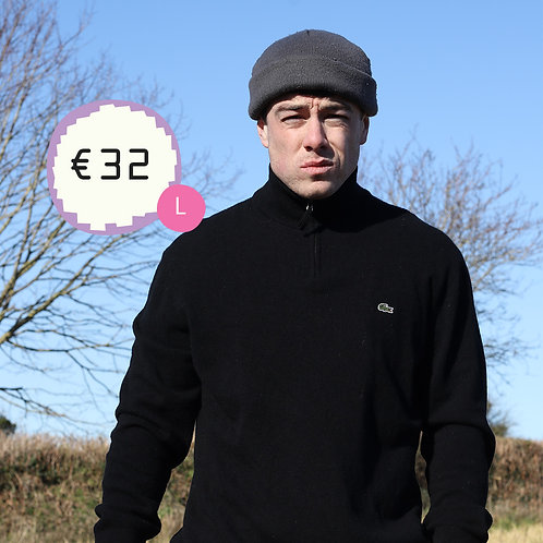 Lacoste Knitted 1/4 zip