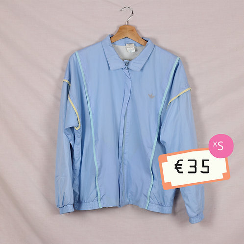 Adidas Baby Blue Track Top