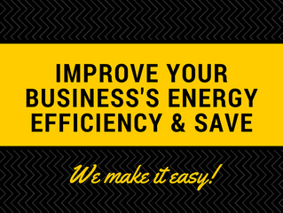 Our 5 Step Process to More Efficient Energy Use