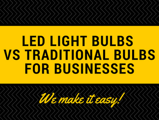 7 Proven Ways LED Lighting Can Save Your Business Money