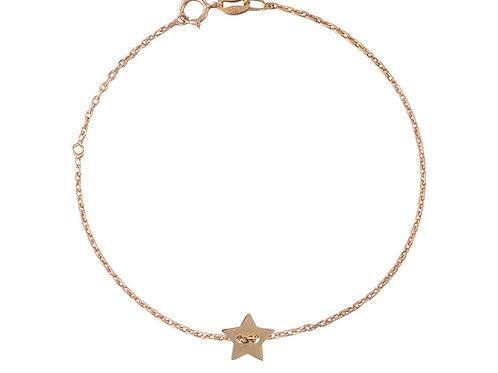 Gliederkette Stern