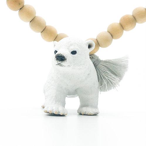 Figlia Kids Halskette Eisbär