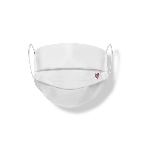 Figlia Mund und Nasenmaske inklusive Figlia Glitter Hygiene Tasche