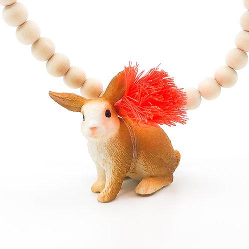 Figlia Kids Halskette Kaninchen