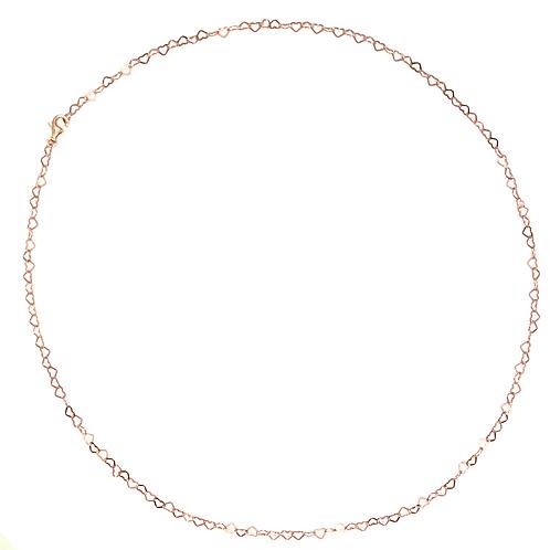 10000 Herzen, Halskette roségold