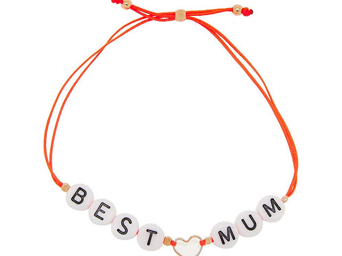 "Happy charms ""BEST MUM"""