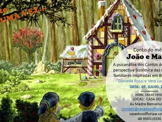Constelação Familiar e Contos de Fada - João e Maria