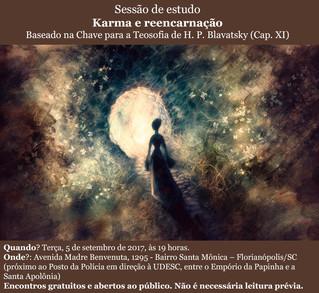 Sessão de estudo: Karma e reencarnação (GET)