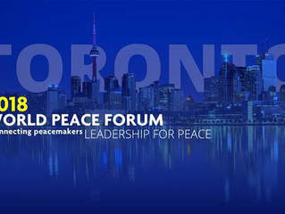 World Peace Forum 2018