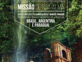 """Descubra a Missão de sua Alma explorando o caminho das """"Missões"""" pelo sul do Brasil,Argent"""