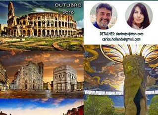 Astrologia, Arte e Magia pela Itália