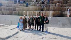Grupo - Egito 2018