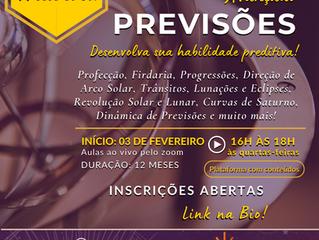Previsões: Desenvolva sua habilidade preditiva!