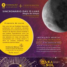 Sincronário das 13 Luas: Magia do Tempo