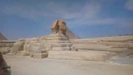 Esfinge - Egito 2018