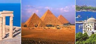 Encontrando nossos tesouros no Egito - outubro 2018
