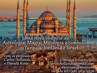 Jordania, Israel e Turquia 2017: Nas pegadas dos Profetas