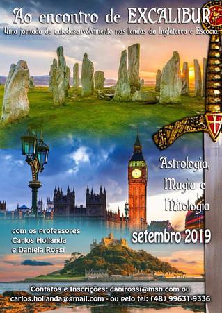 Inglaterra e Escócia - Setembro de 2019