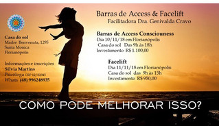 Barra de Access e Facelift - 10 e 11 de novembro