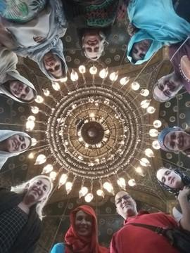 Grupo Jornadas Egito 2018