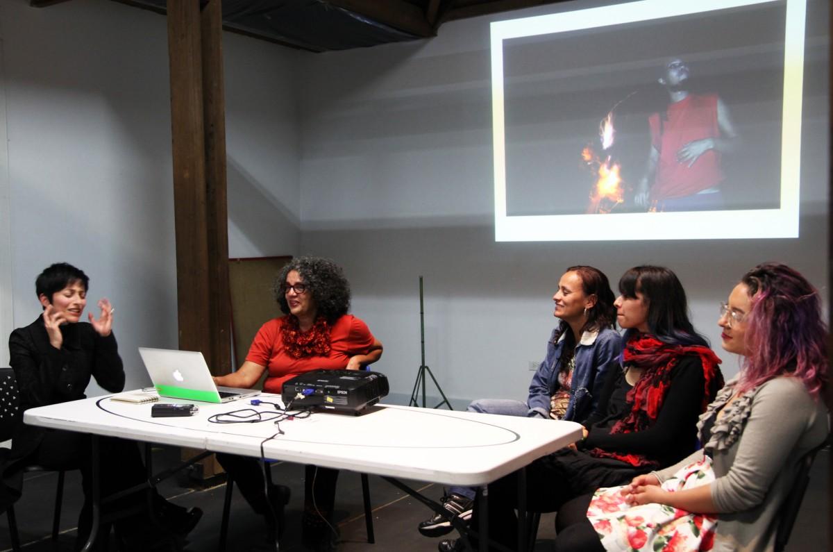 Conversatorio con María José Arjona