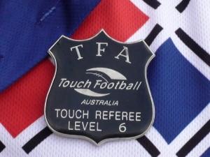 Trans Tasman Referee Rankings