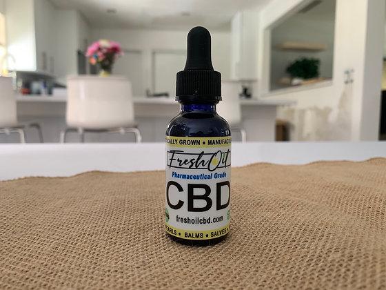 FULL SPECTRUM Pharmaceutical Grade CBD Oil