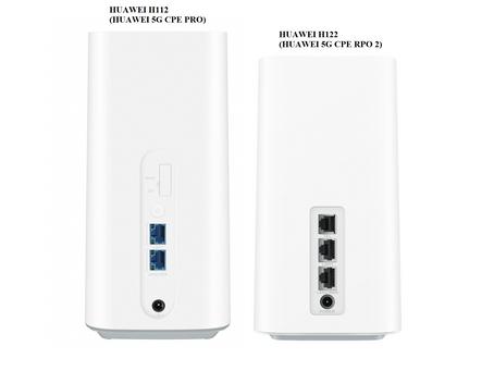 Huawei H112 (Huawei CPE PRO) VS Huawei H122 (Huawei CPE PRO 2)