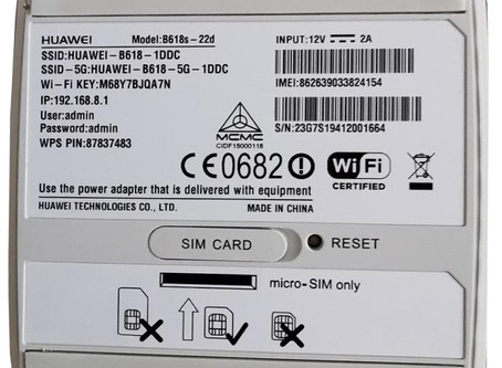 Guide to find WIFI password modem / Setting Password