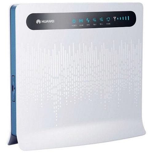 HUAWEI B593 (4G 150Mbps 4LAN 1TEL 32WIFI )
