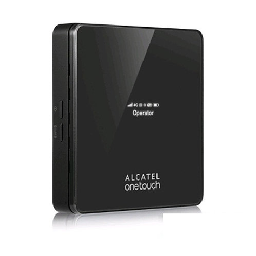 ALCATEL Y600 (3G 21Mbps 10 WIFI Share Max 6Hr)