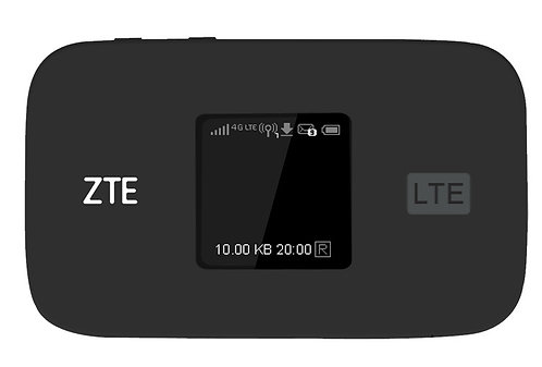 ZTE MF971V (4G 300mbps 32WIFI Share Max 11hr)