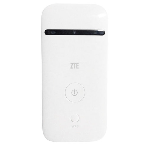 ZTE MF65 (3G 21mbps 10WIFI Share Max 6hr)