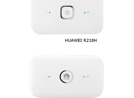 Different between Huawei R218H VS Huawei E5573
