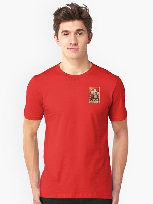 Russian Robot T-Shirt