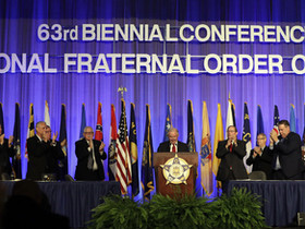 PROTECTING AND SERVING THEMSELVES: THE FRATERNAL ORDER OF POLICE AT 105 YEARS