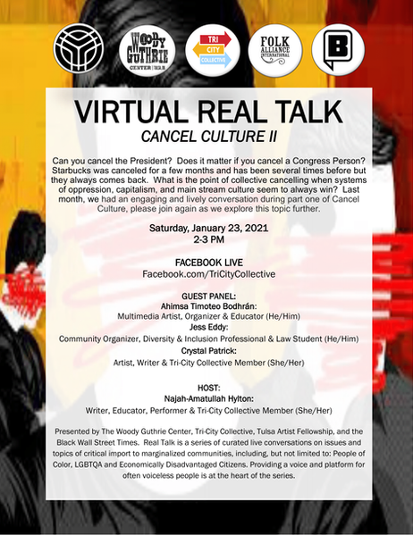 Cancel Culture II