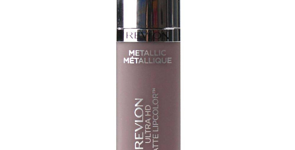 Revlon 5.9ml Lip Colour Matte Metallic Ultra HD - 720 LUSTER