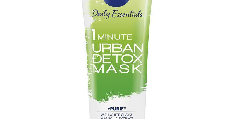 Nivea  Minute Urban Skin Detox Mask Purify 75ml