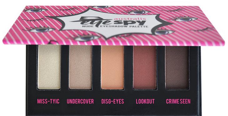 Australis Eye Spy Eyeshadow Palette  - Nude