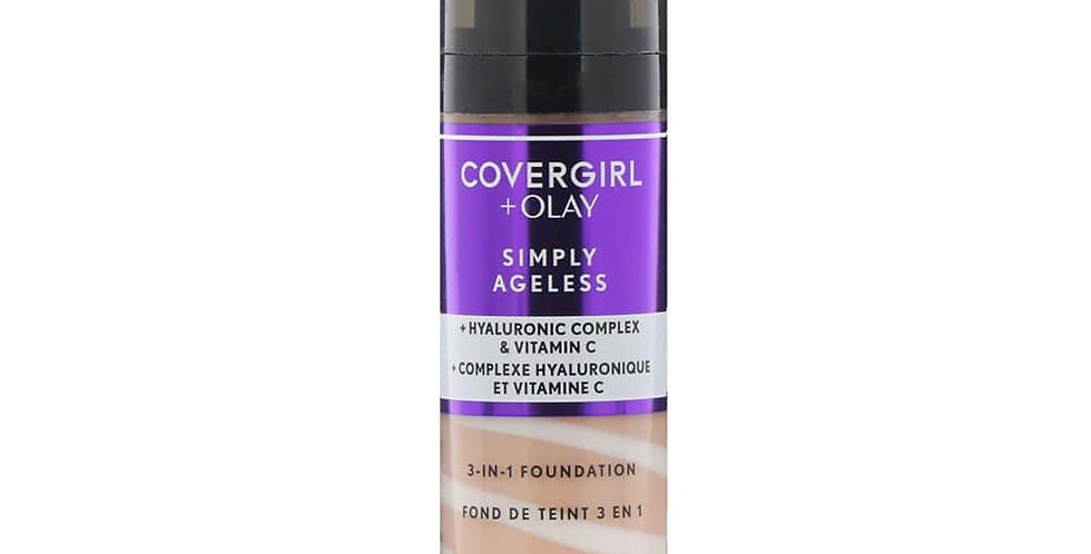 Covergirl & Olay  Simply Ageless 3in1 Foundation - 240 Natural Beige
