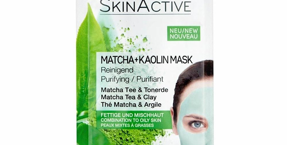 Garnier Skin Active Matcha +Kaolin Mask