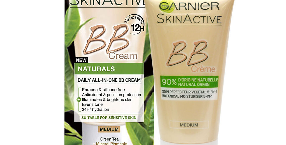 Garnier Skin Active BB Cream Naturals  -  Medium