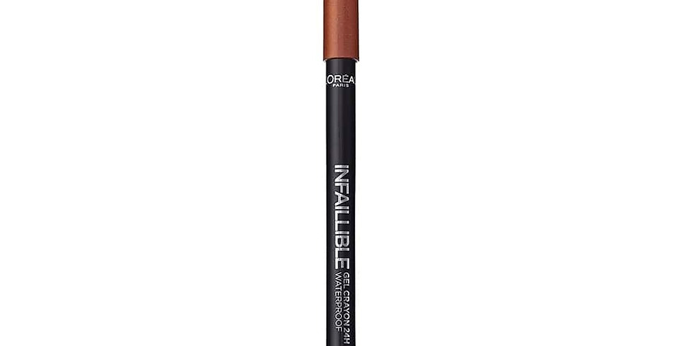 L'Oreal Infaillible 24hr Waterproof Gel Crayon - 005 Super Copper