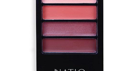 Natio Smooth & Rich Lip Pallette - Primrose