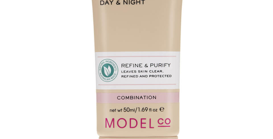 Model Co. Clarifying Moisturiser Day & Night Combination 50ml