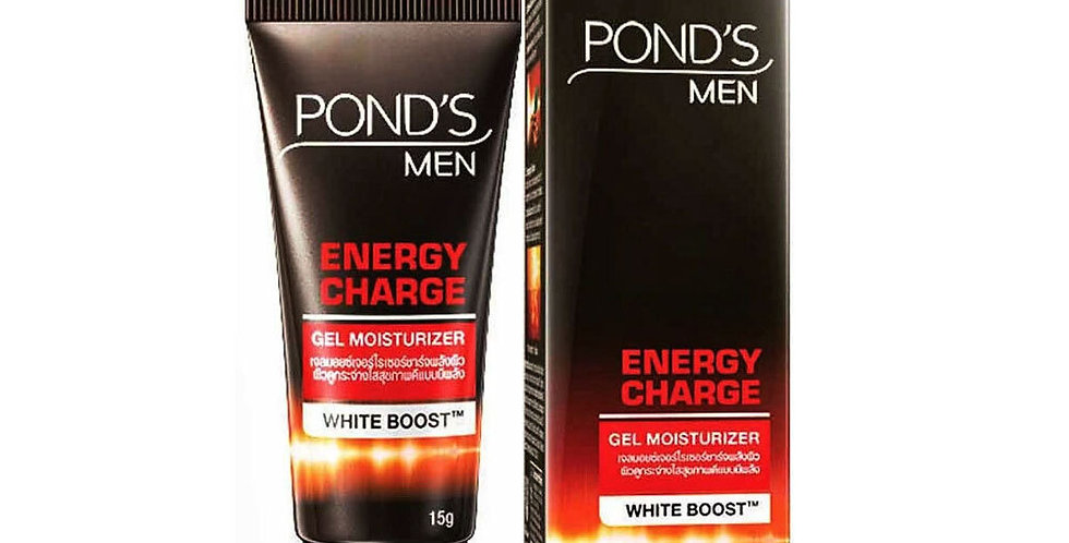 Ponds Men Energy Charge Gel Moisturizer