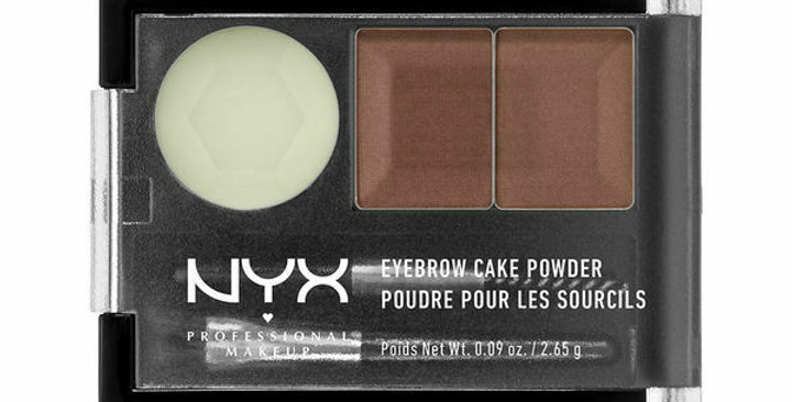 NYX EyeBrow Cake Powder - ECP04 Auburn/Red